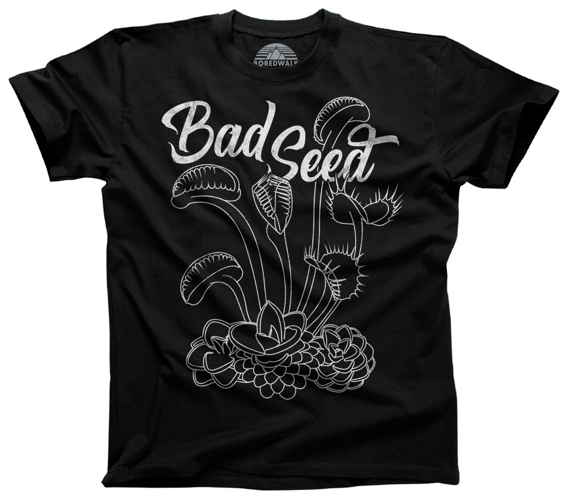 Men's Bad Seed Venus Fly Trap T-Shirt