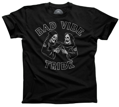 Men's Bad Vibe Tribe T-Shirt