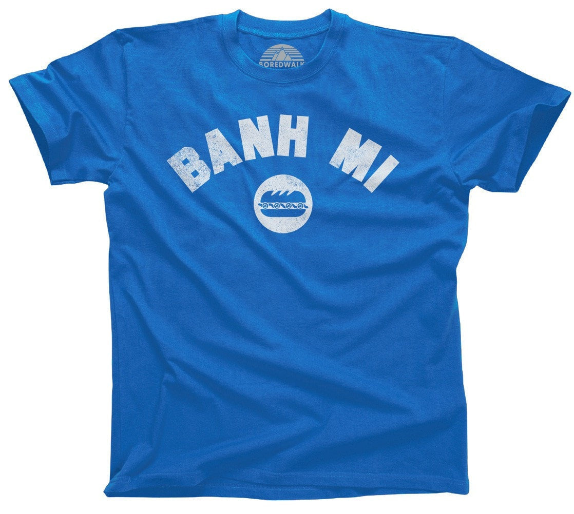 Men's Team Banh Mi T-Shirt Cool Hipster Foodie