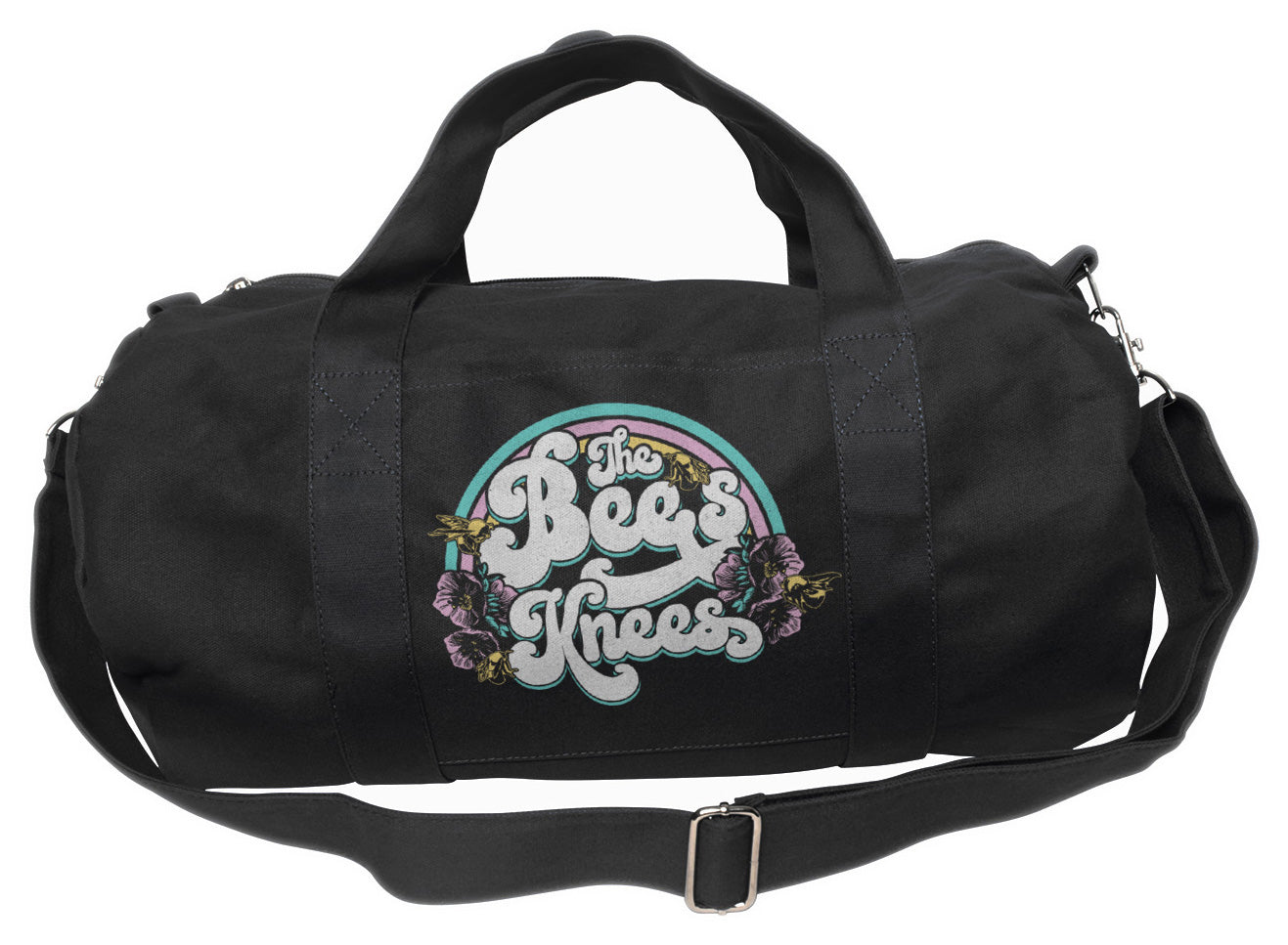 The Bees Knees Duffel Bag
