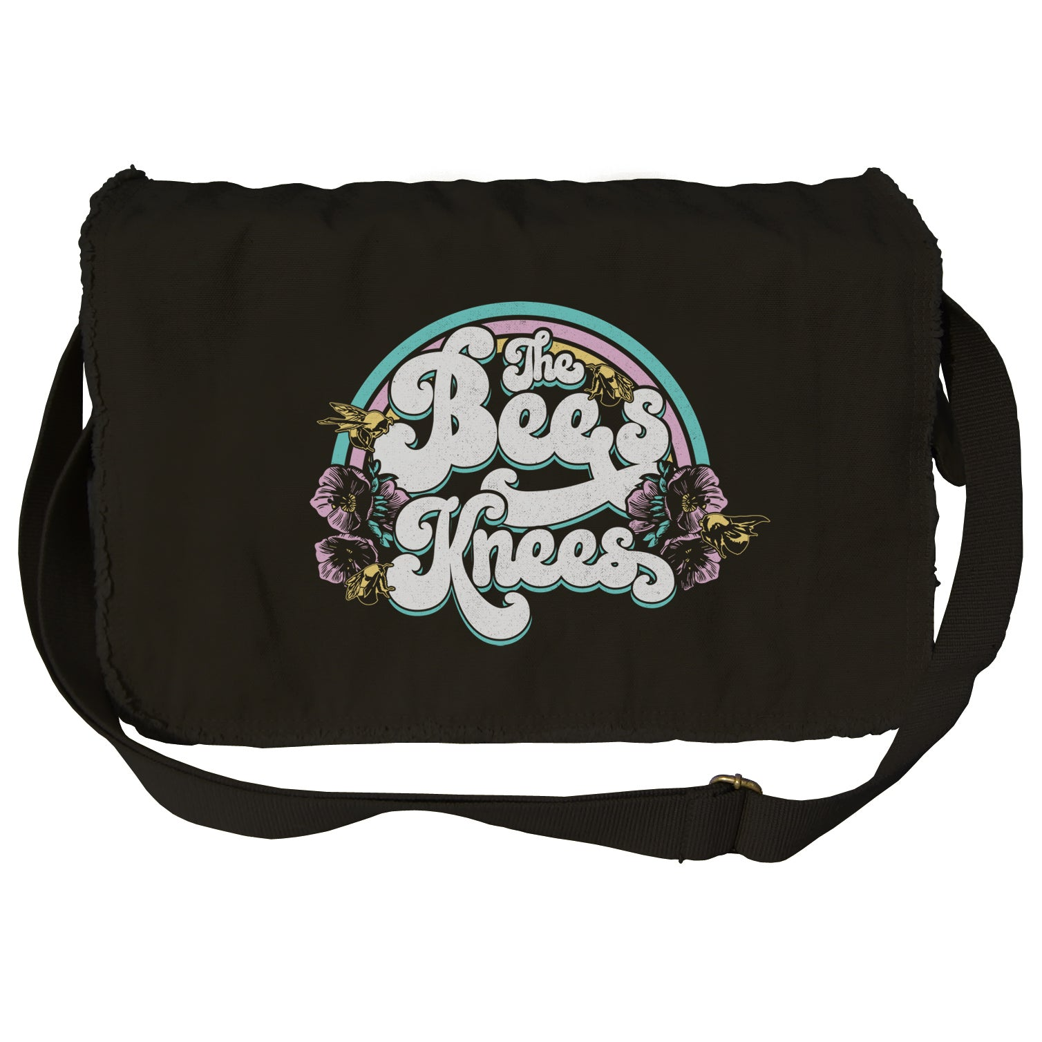 The Bees Knees Messenger Bag
