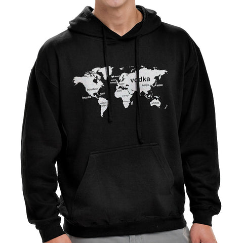 International Boozing Hoodie - By Ex-Boyfriend