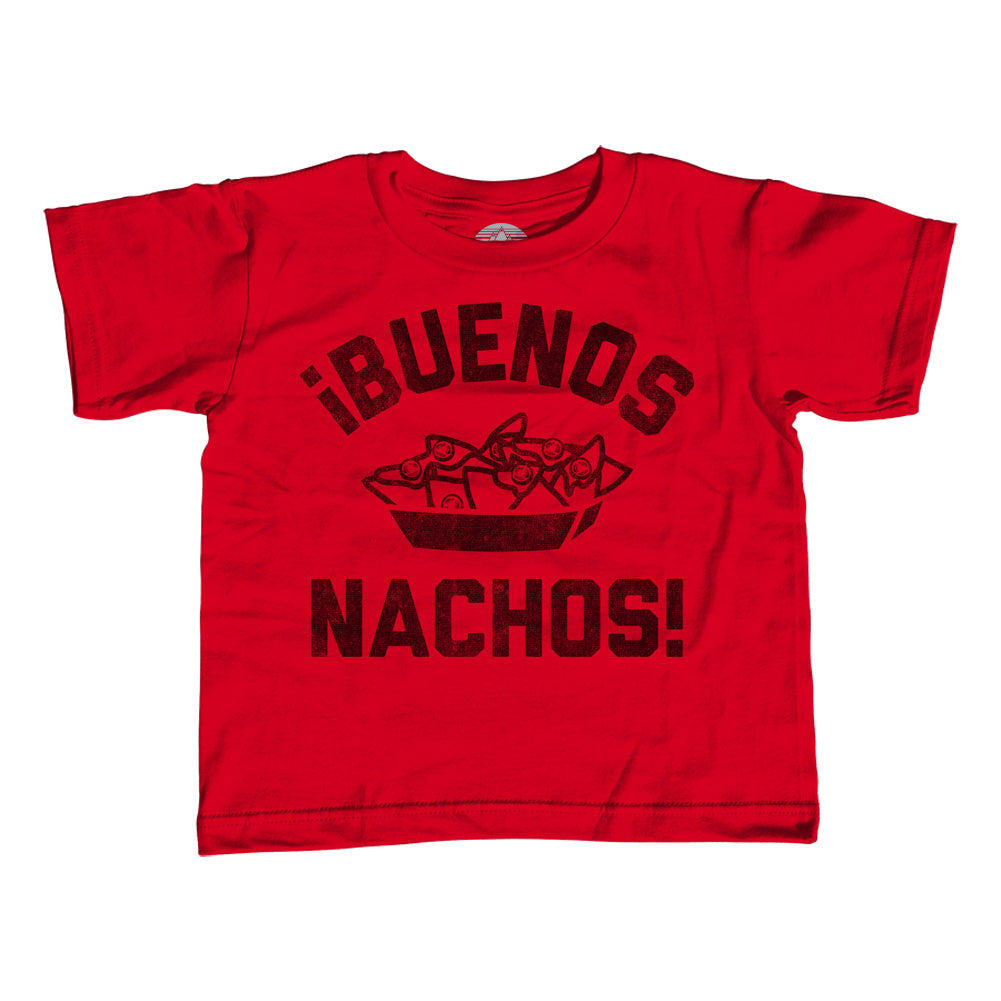 Girl's Buenos Nachos T-Shirt - Unisex Fit