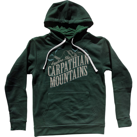 Boredwalk Carpathian Mountains Hoodie