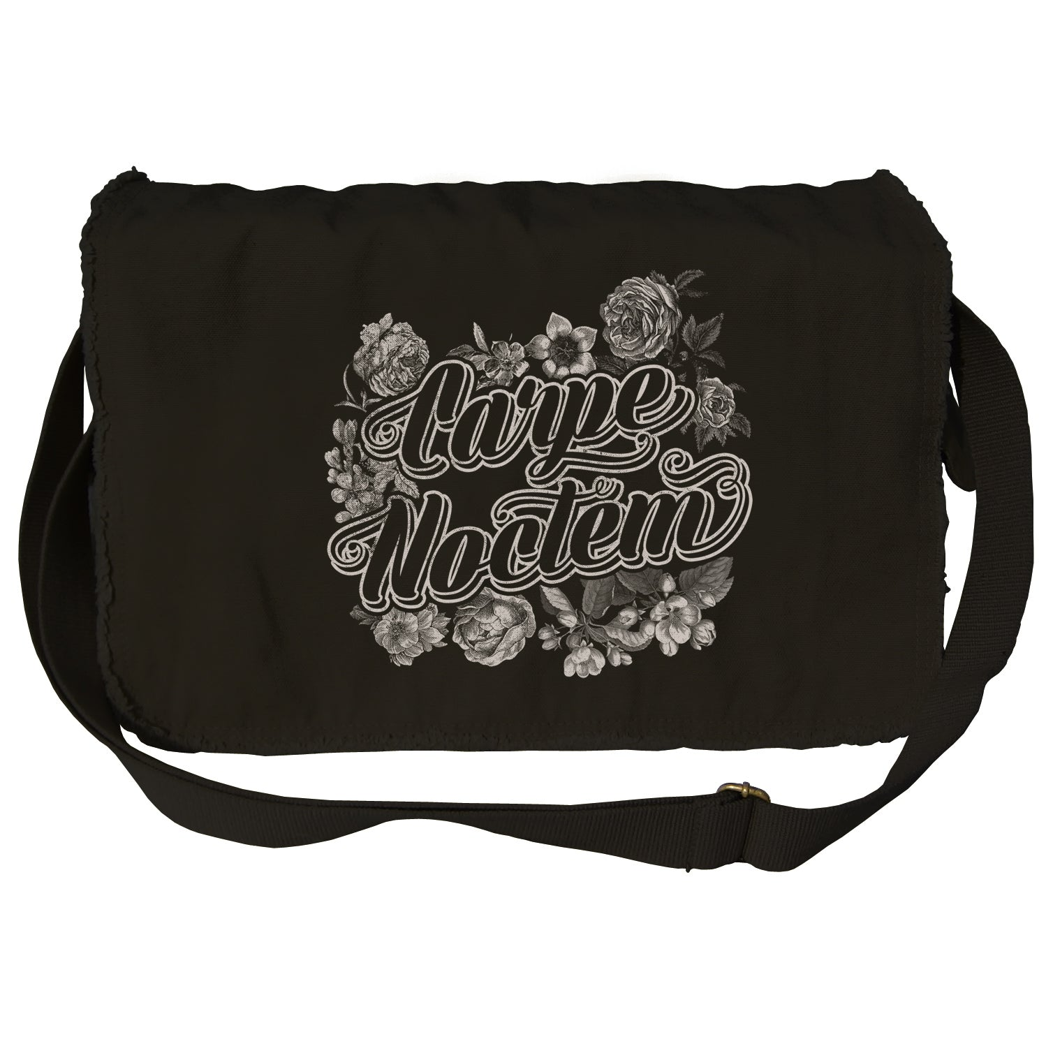 Carpe Noctem  Messenger Bag