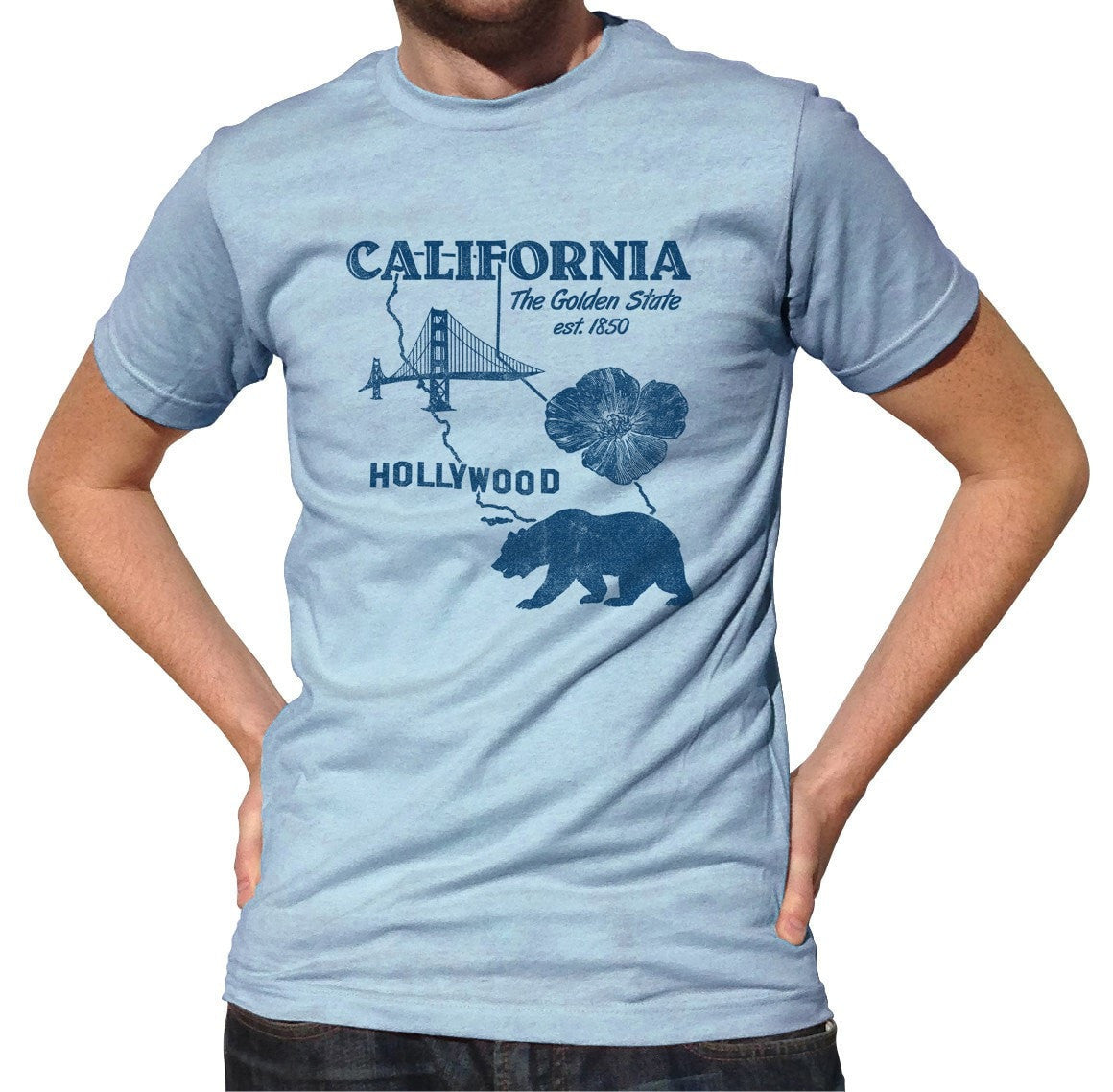 Men's California T-Shirt