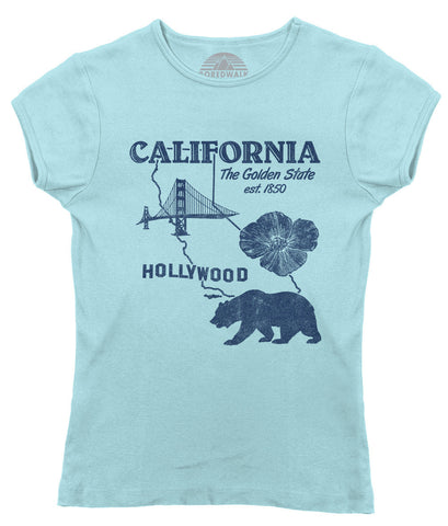 Women's California T-Shirt