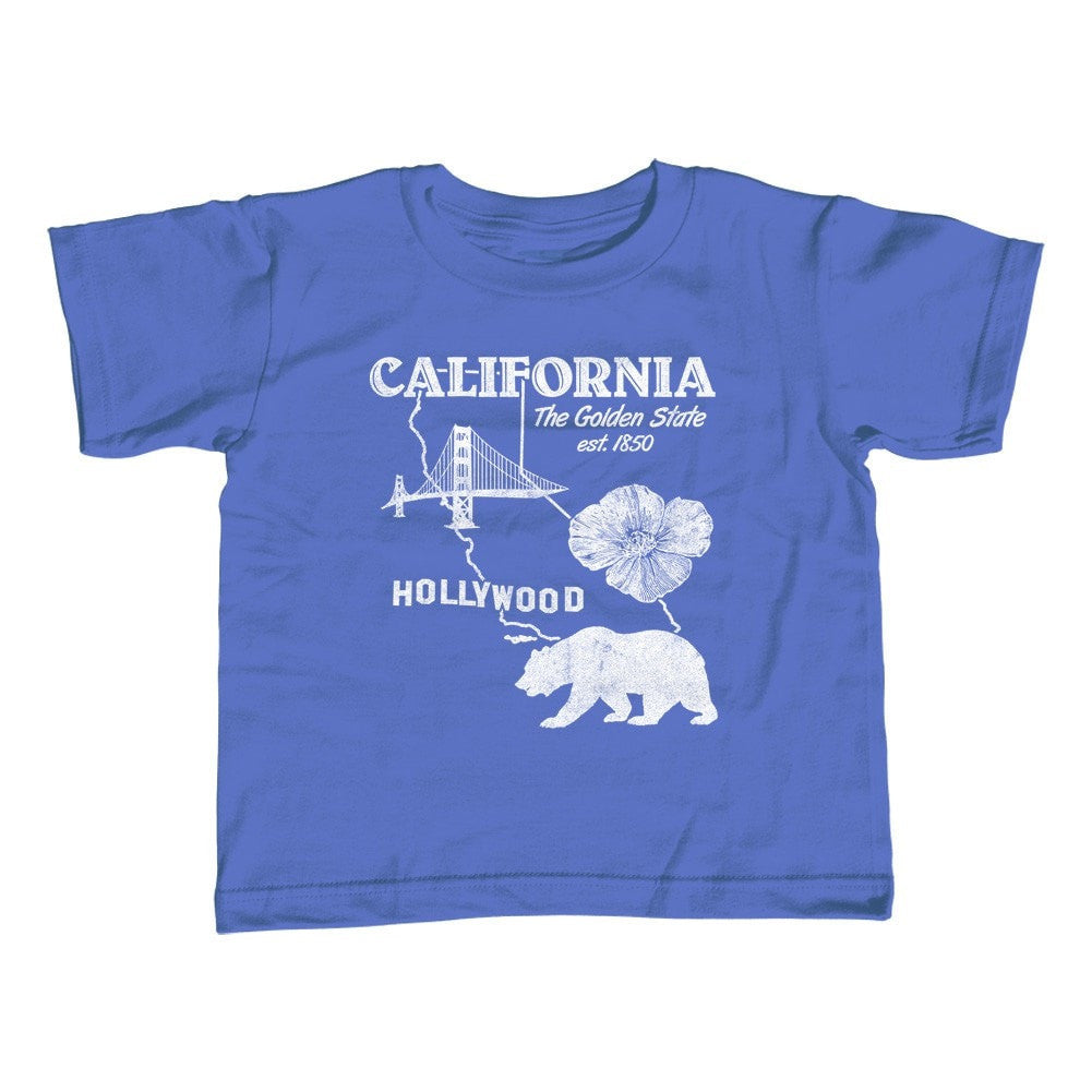 Boy's California T-Shirt