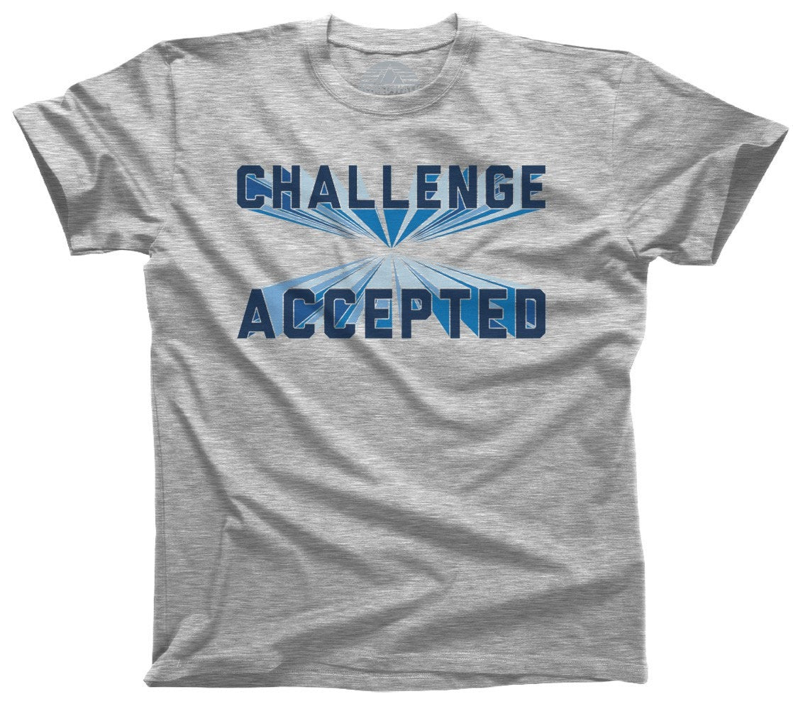 Men's Challenge Accepted T-Shirt