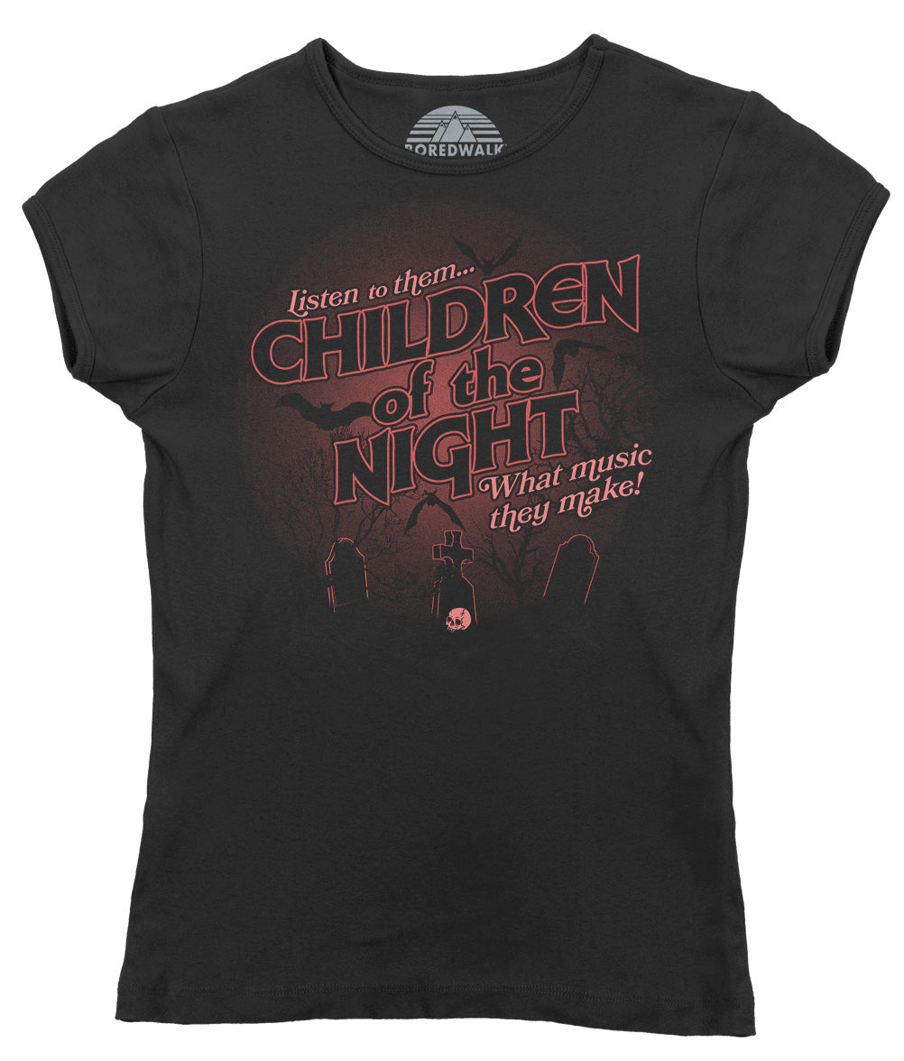Women's Children of the Night T-Shirt