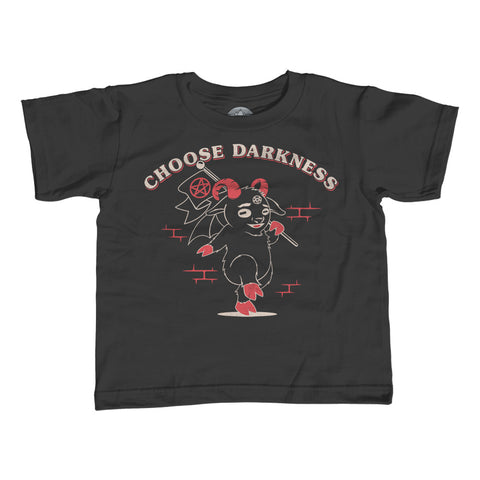 Boy's Choose Darkness T-Shirt