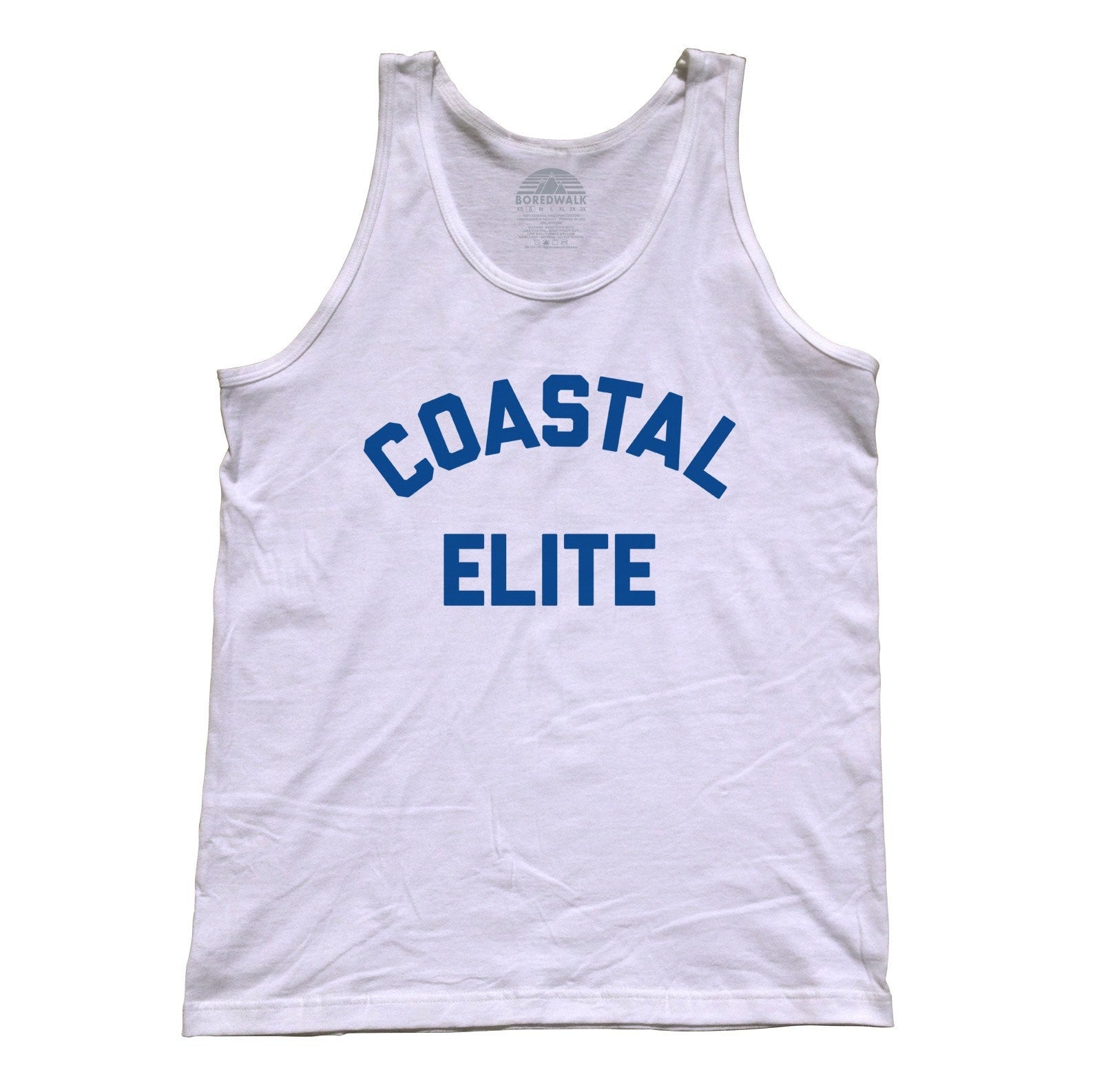 Unisex Coastal Elite Tank Top