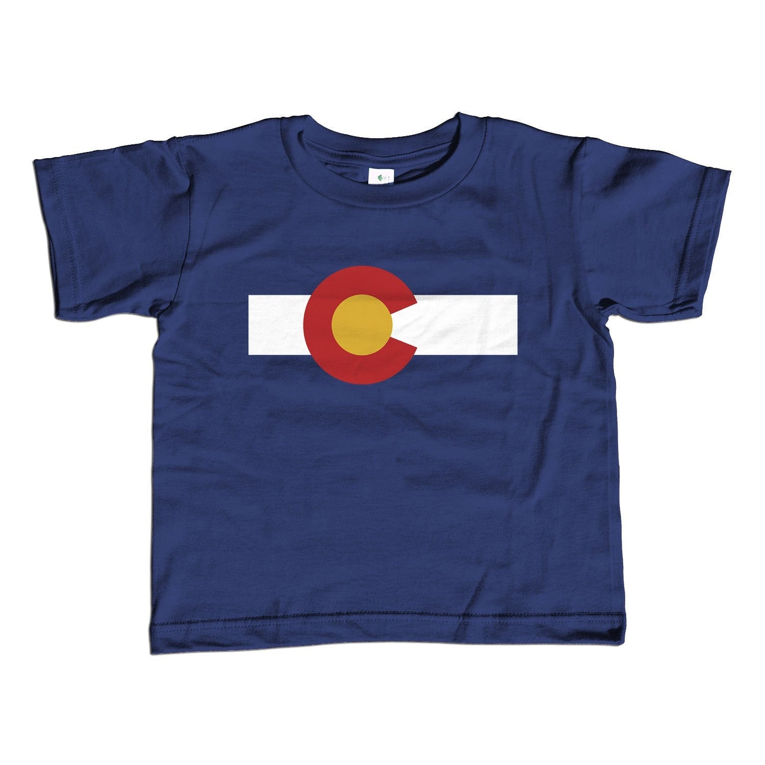Girl's Colorado Flag T-Shirt - Unisex Fit