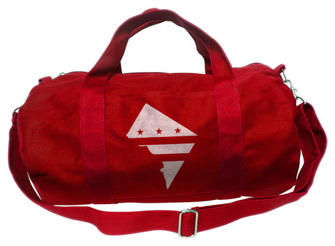 Washington DC Flag Duffel Bag