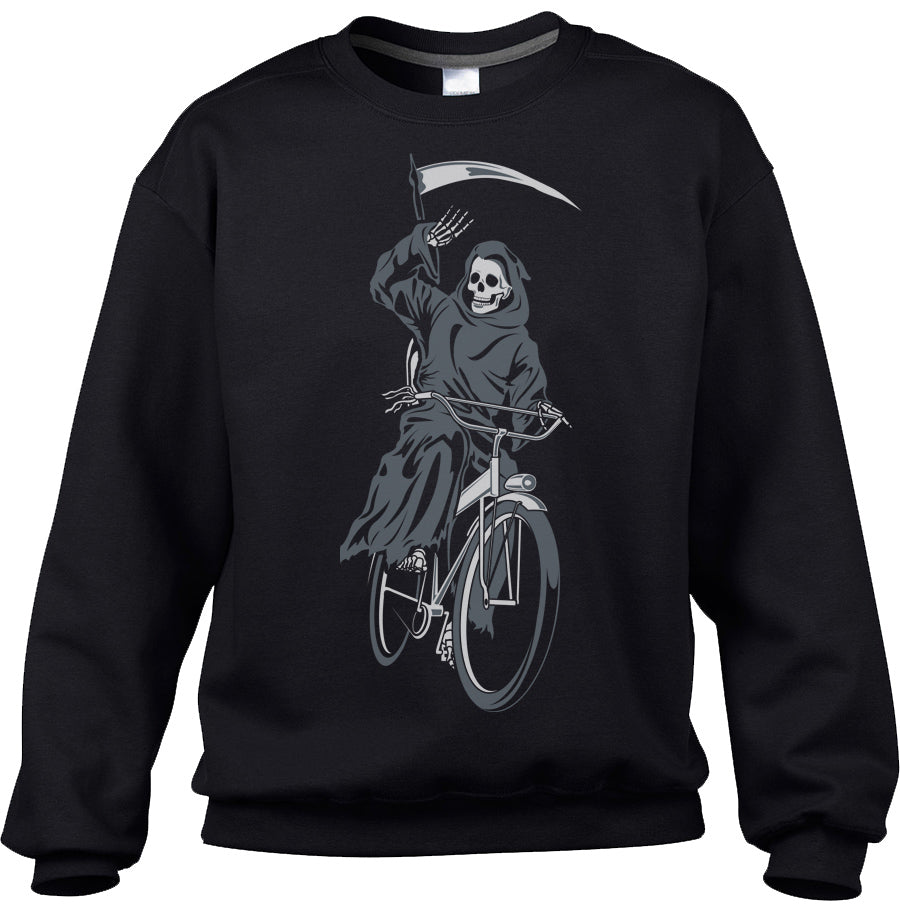Unisex Death Takes a Holiday Sweatshirt - By Ex-Boyfriend