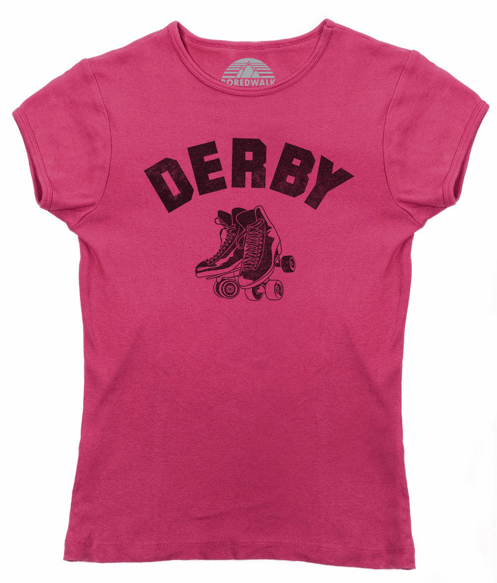 Women's Roller Derby T-Shirt