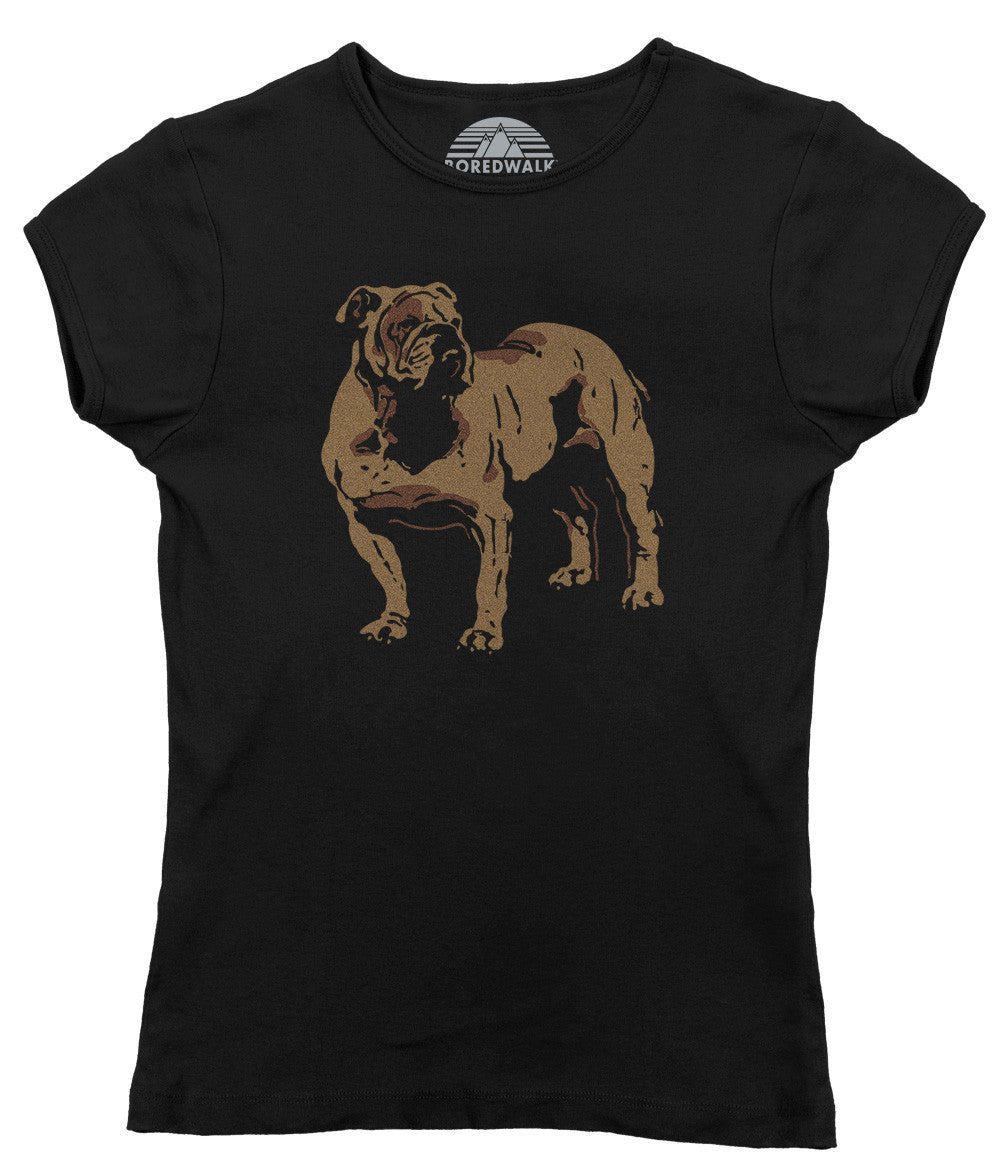 Women's English Bulldog T-Shirt