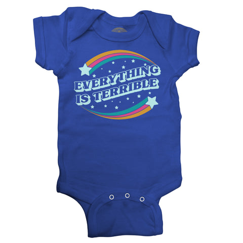 Everything is Terrible Infant Bodysuit - Unisex Fit
