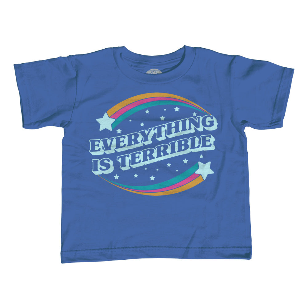 Boy's Everything is Terrible T-Shirt