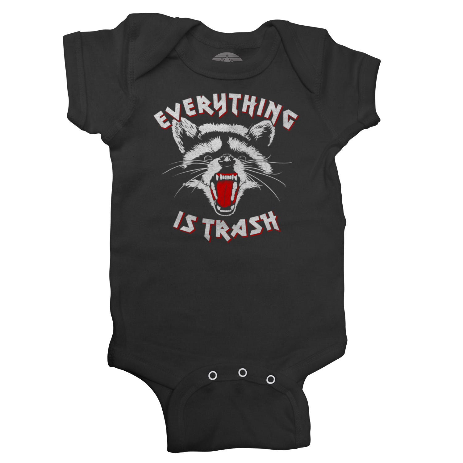 Everything is Trash Raccoon Infant Bodysuit - Unisex Fit