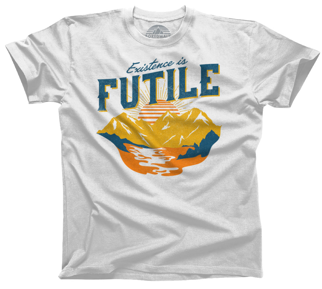 Men's Existence is Futile T-Shirt