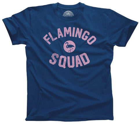 Men's Flamingo Squad T-Shirt