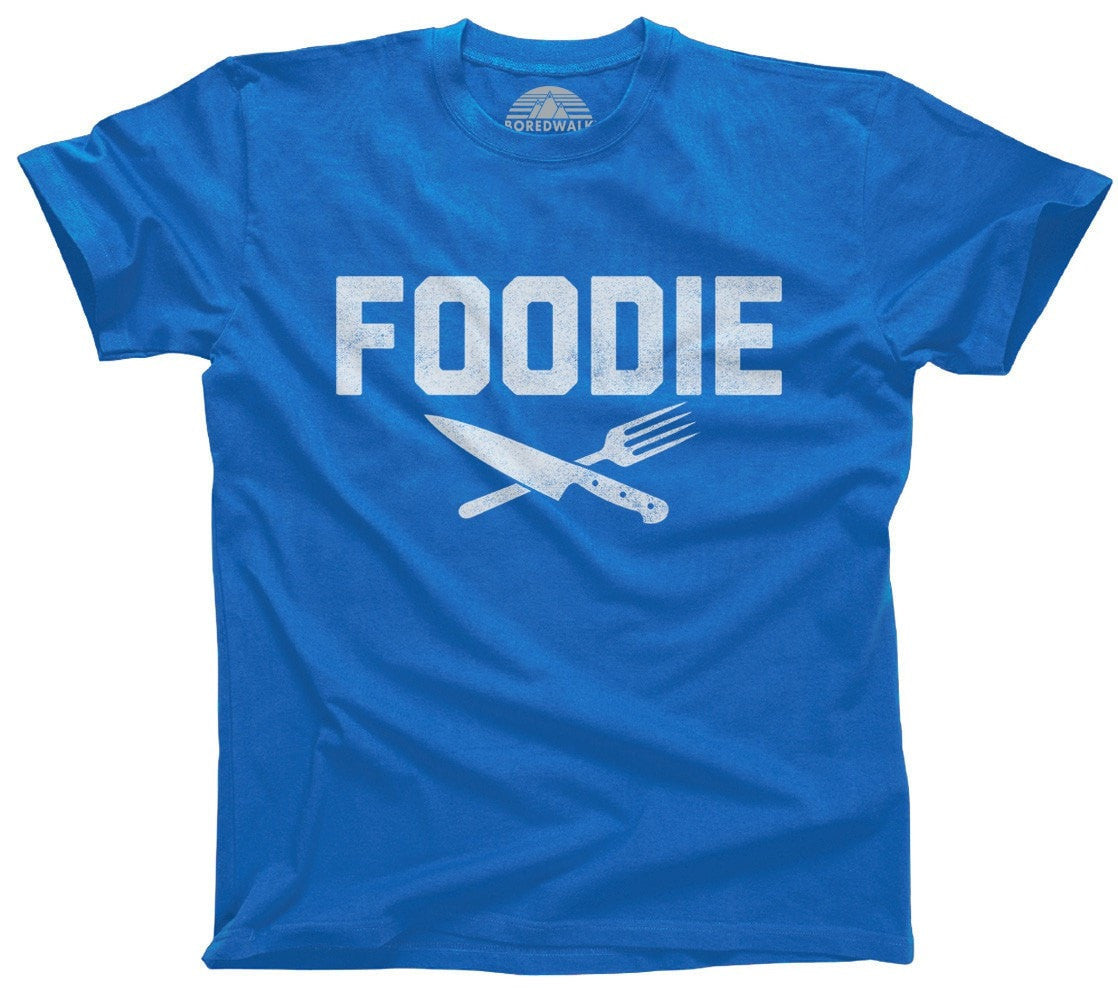 Men's Foodie T-Shirt Food Snob