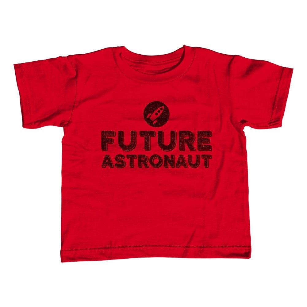 Girl's Future Astronaut T-Shirt - Unisex Fit