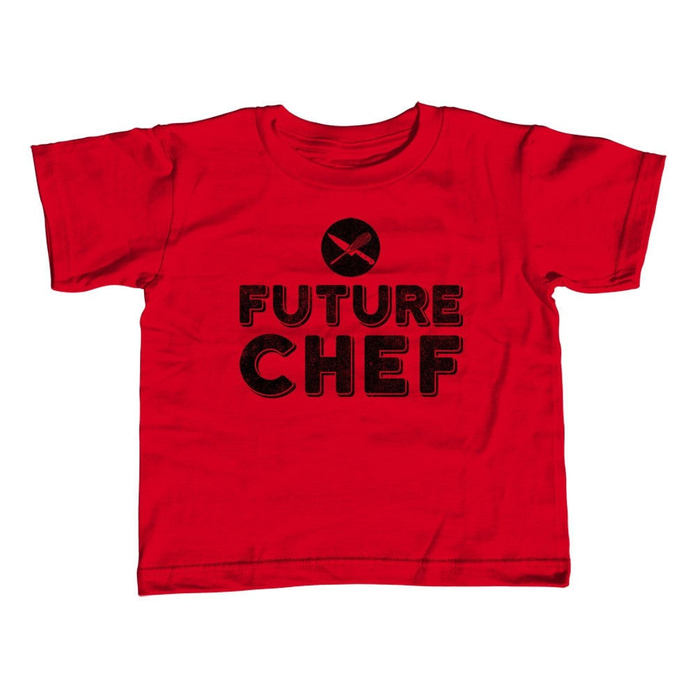 Girl's Future Chef T-Shirt - Unisex Fit