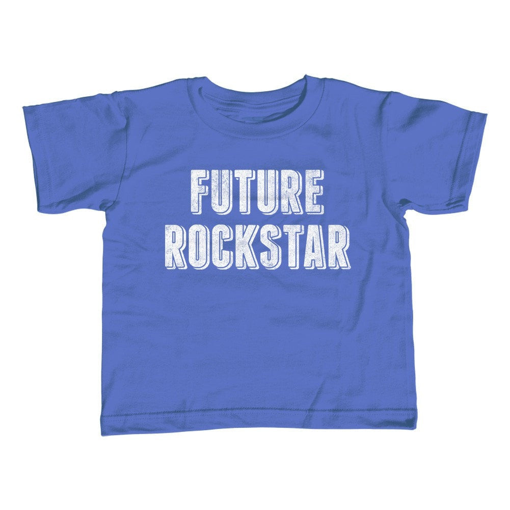 Girl's Future Rockstar T-Shirt - Unisex Fit
