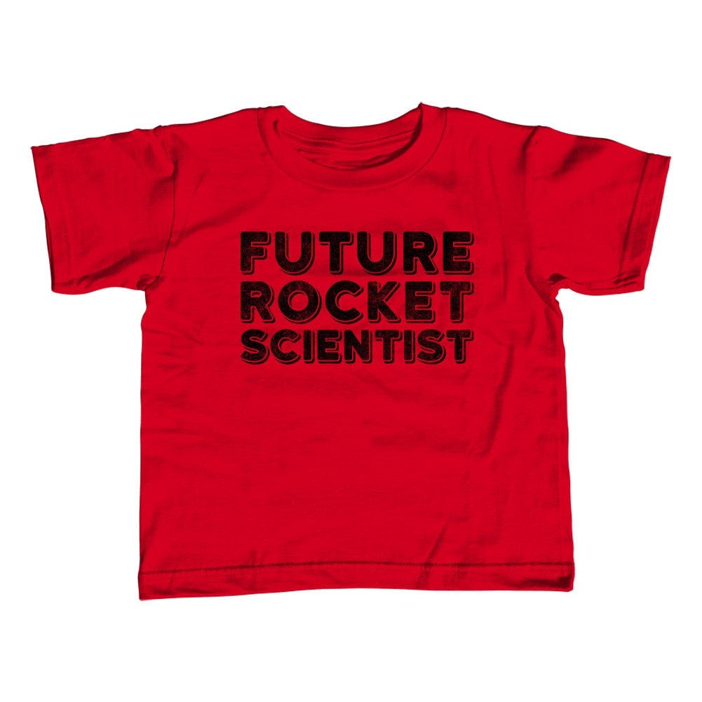 Boy's Future Rocket Scientist T-Shirt