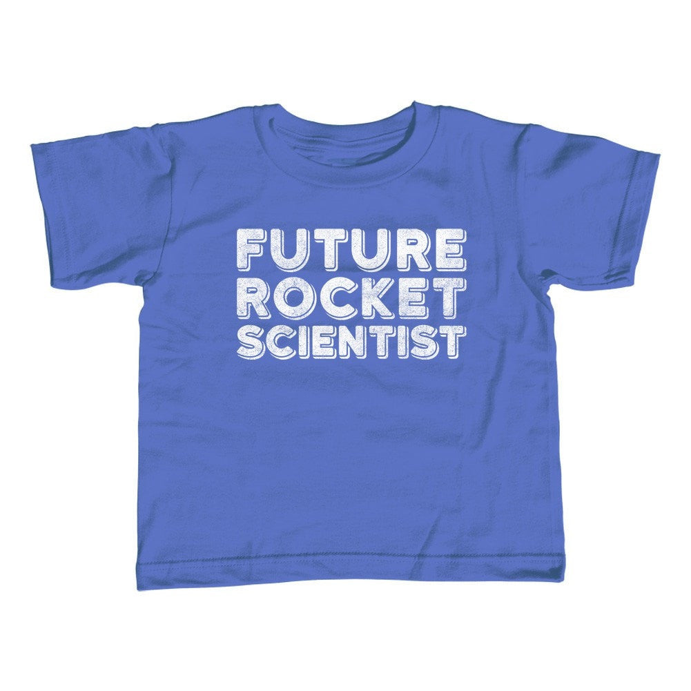 Girl's Future Rocket Scientist T-Shirt - Unisex Fit