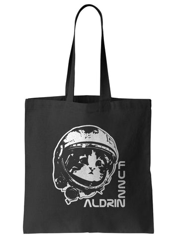 Fuzz Aldrin Tote Bag - By Ex-Boyfriend