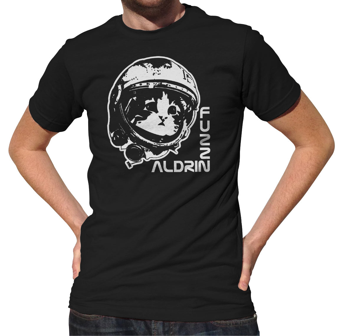 Men's Fuzz Aldrin T-Shirt - By Ex-Boyfriend