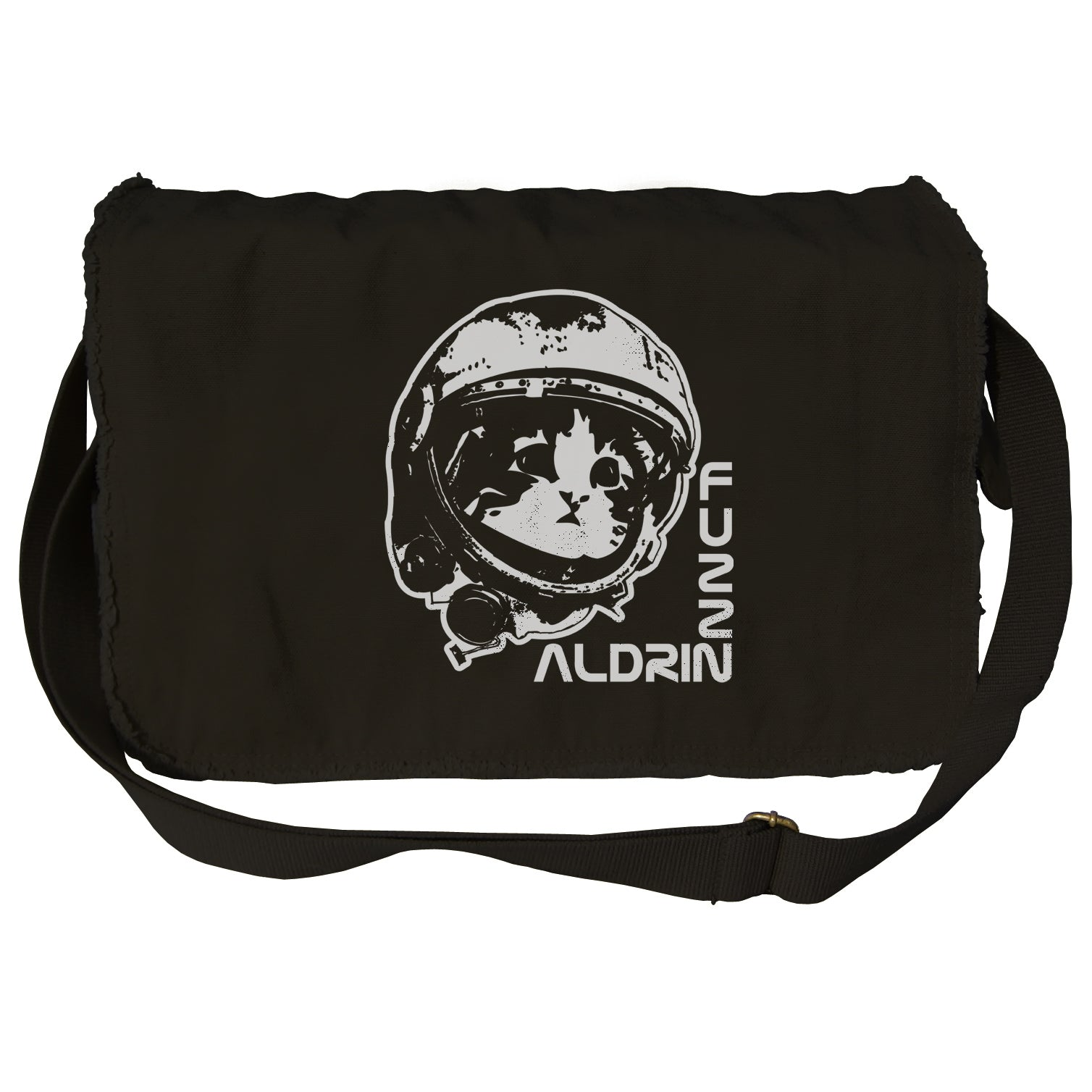 Fuzz Aldrin Messenger Bag - By Ex-Boyfriend