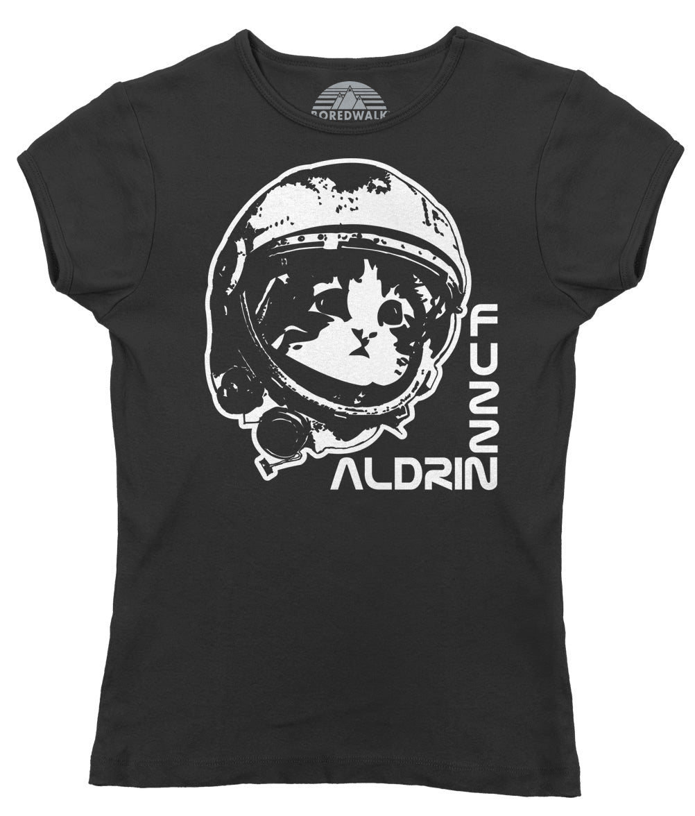 Women's Fuzz Aldrin T-Shirt - By Ex-Boyfriend