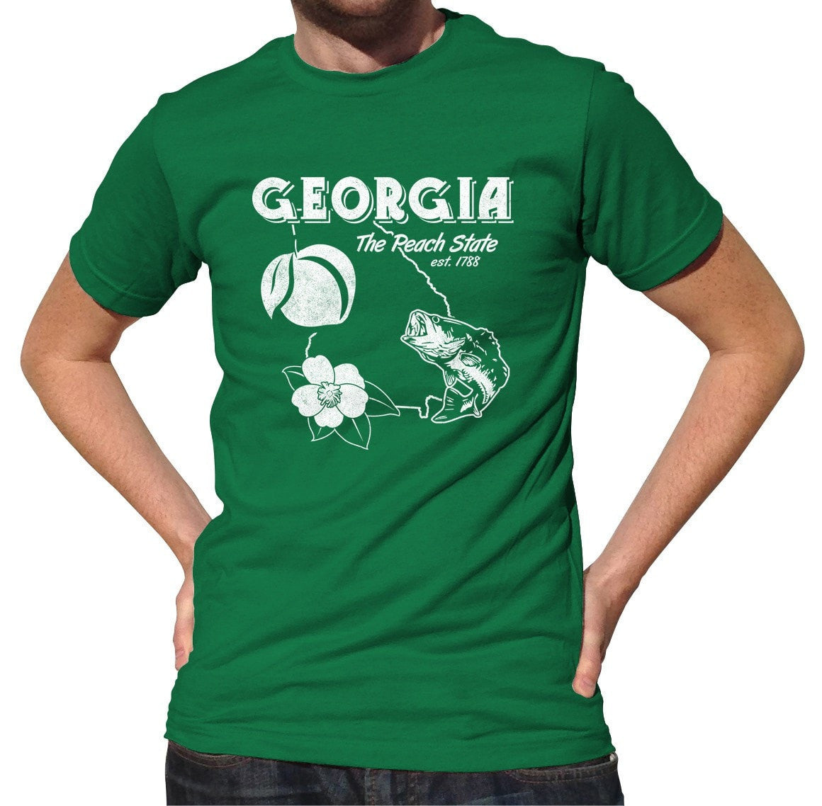 Men's Georgia T-Shirt