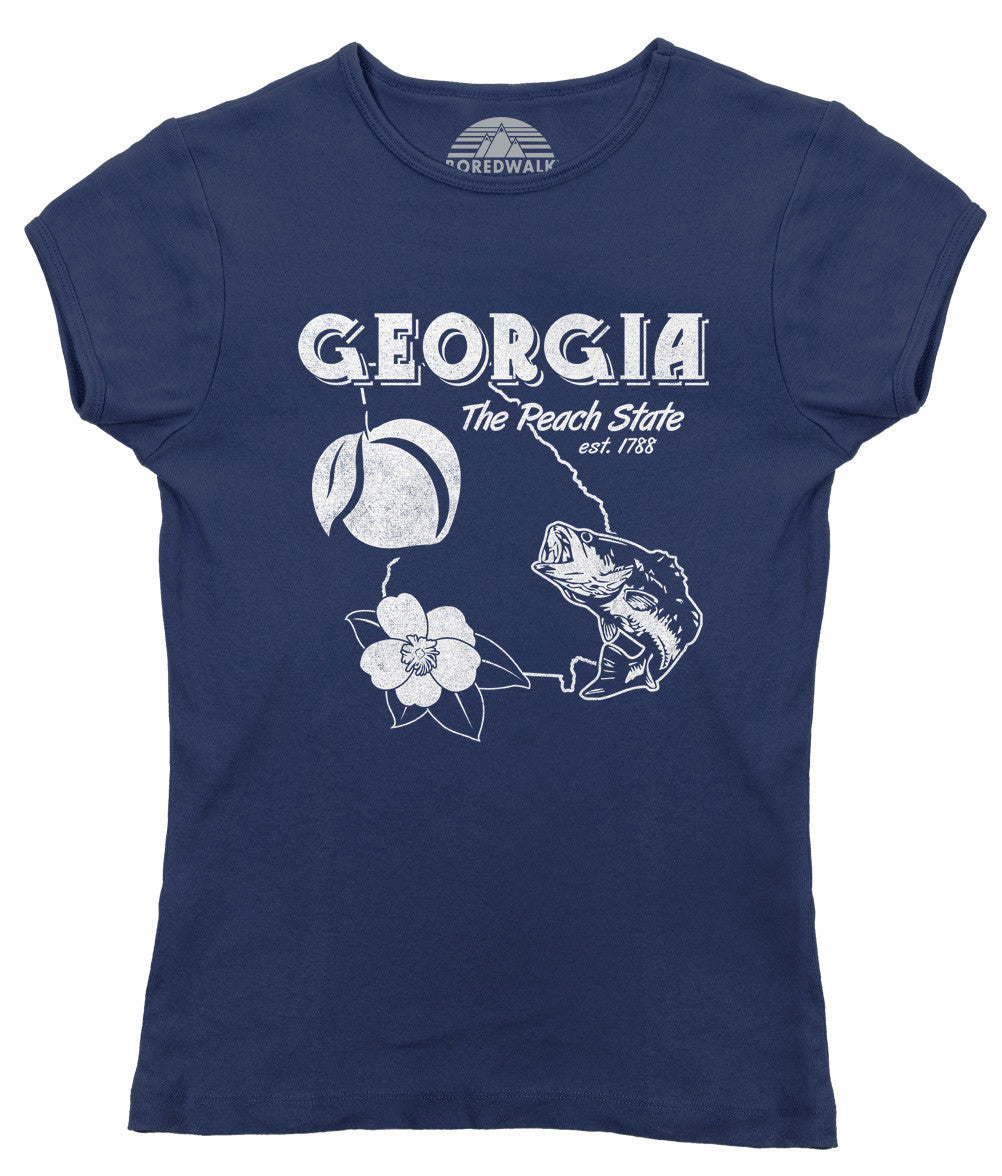 Women's Georgia T-Shirt