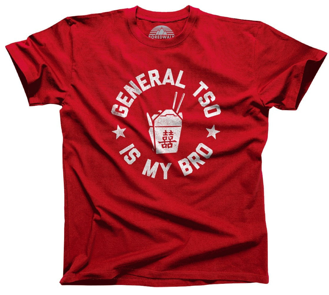 Men's General Tso Is My Bro T-Shirt
