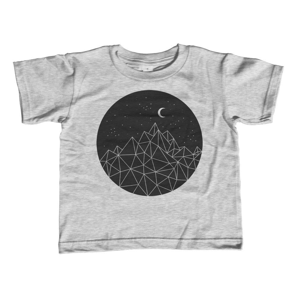 Boy's Geometric Night T-Shirt