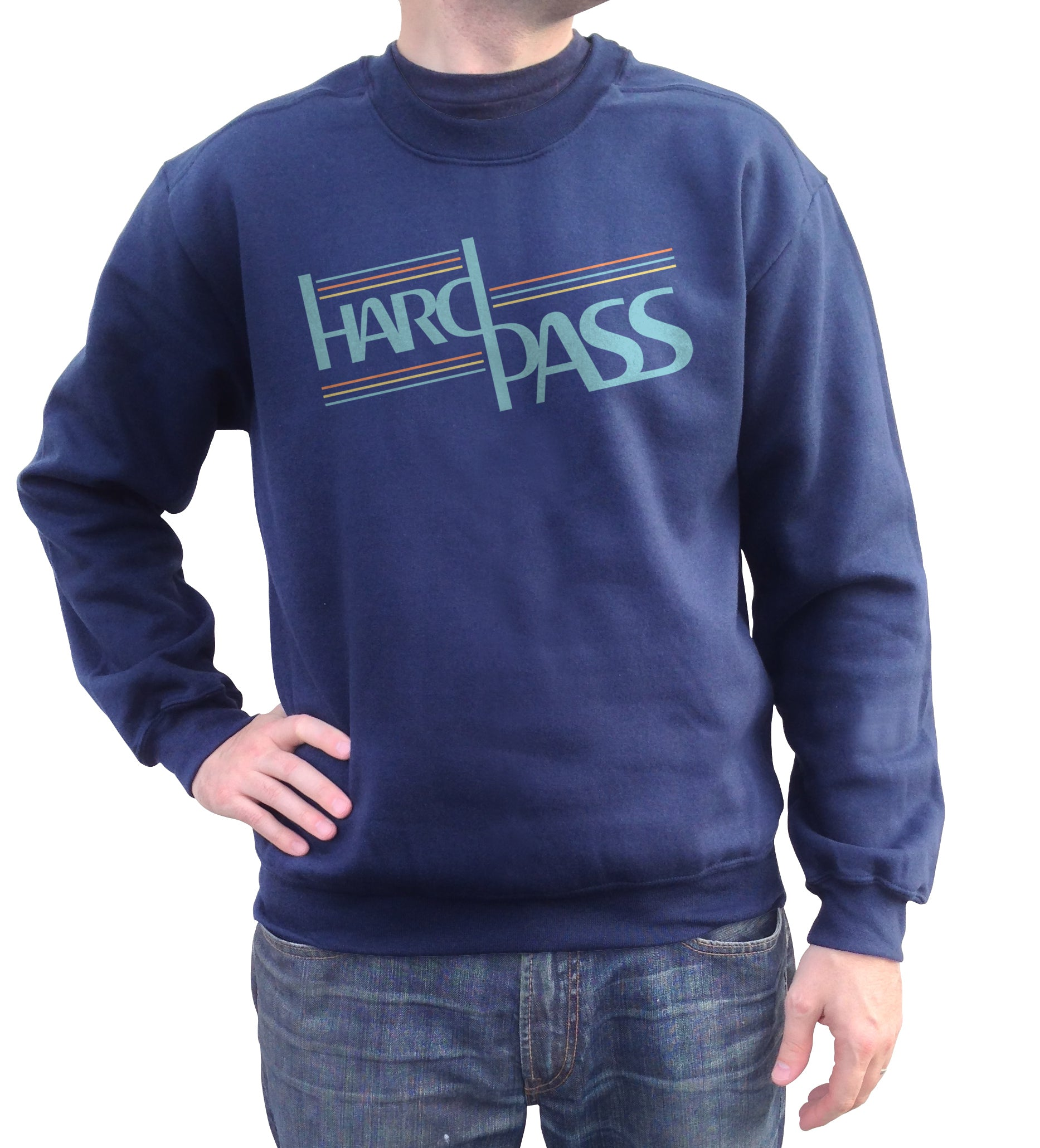 Unisex Hard Pass Sweatshirt