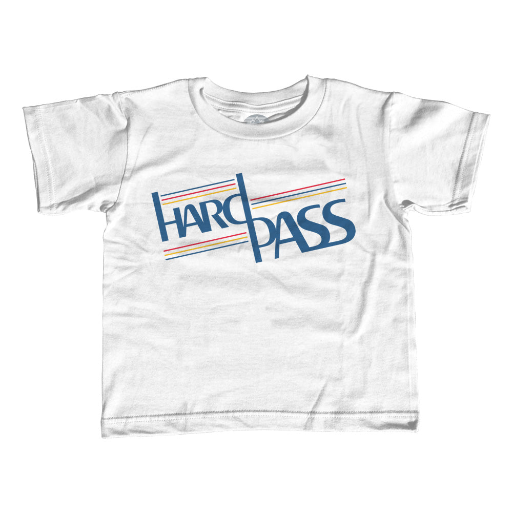 Girl's Hard Pass T-Shirt - Unisex Fit