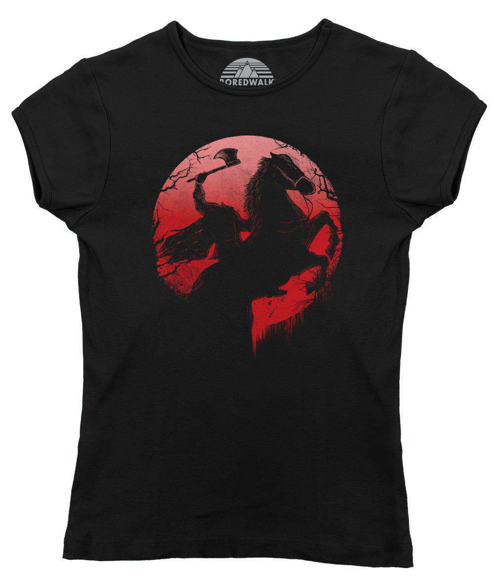 Women's Headless Horseman T-Shirt