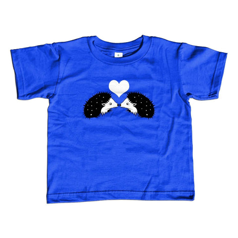 Boy's Hedgehogs in Love T-Shirt