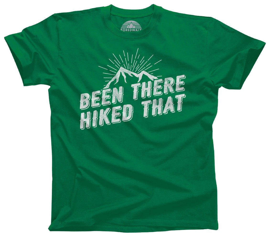 Men's Been There Hiked That T-Shirt
