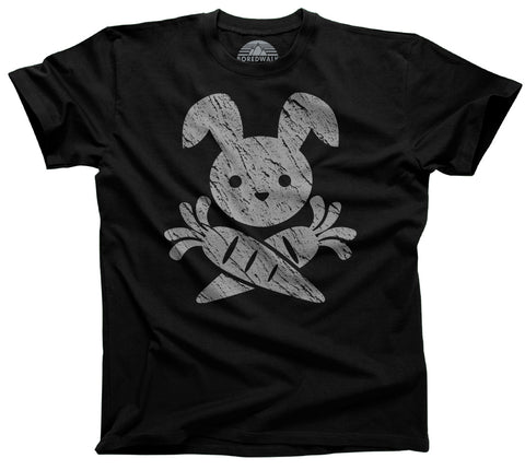 Men's Jolly Roger Bunny T-Shirt - By Ex-Boyfriend