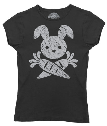 Women's Jolly Roger Bunny T-Shirt - By Ex-Boyfriend