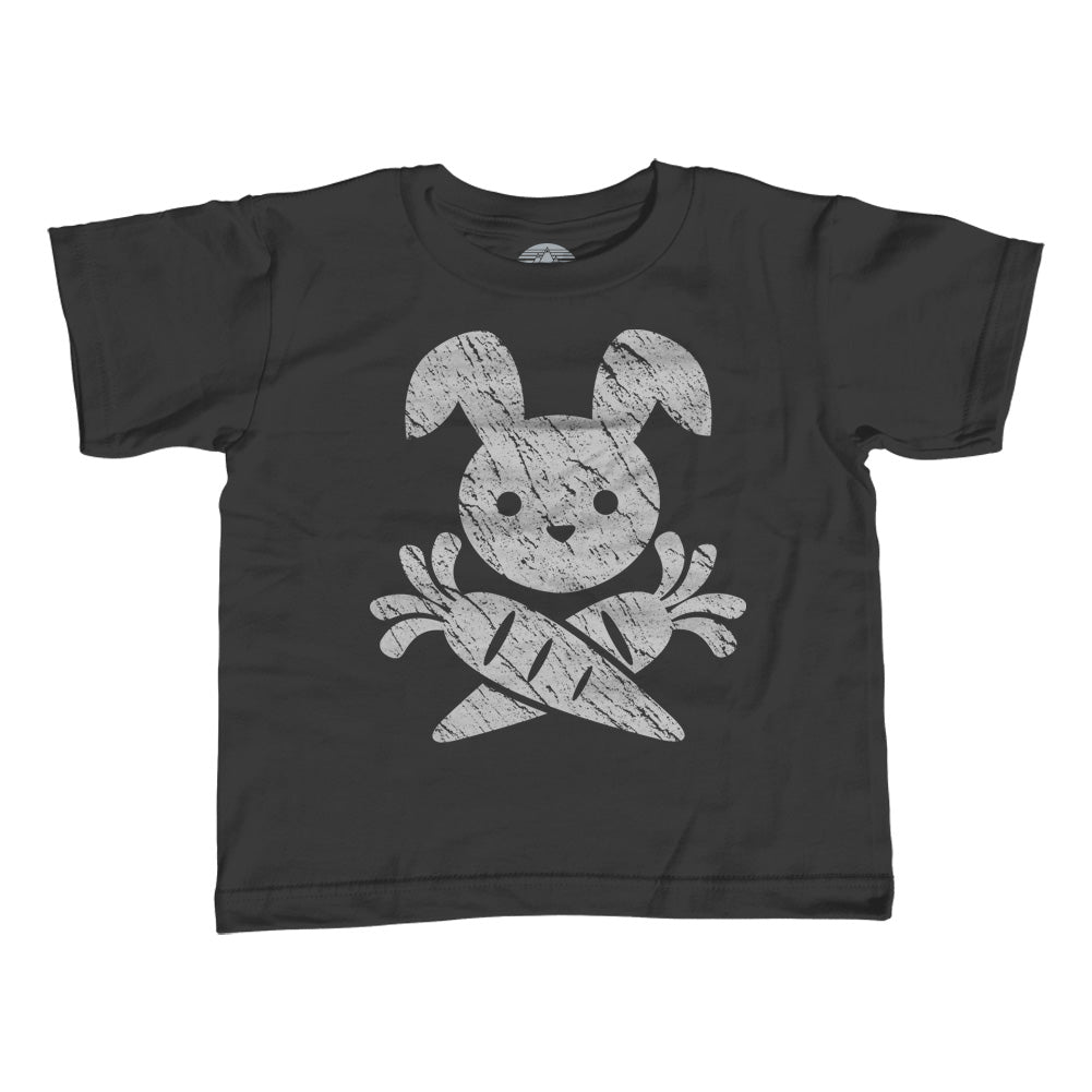 Girl's Jolly Roger Bunny T-Shirt - Unisex Fit - By Ex-Boyfriend