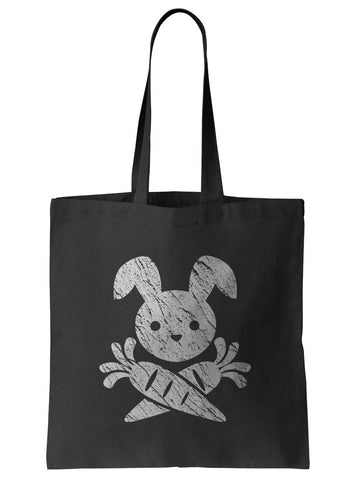 Jolly Roger Bunny Tote Bag - By Ex-Boyfriend