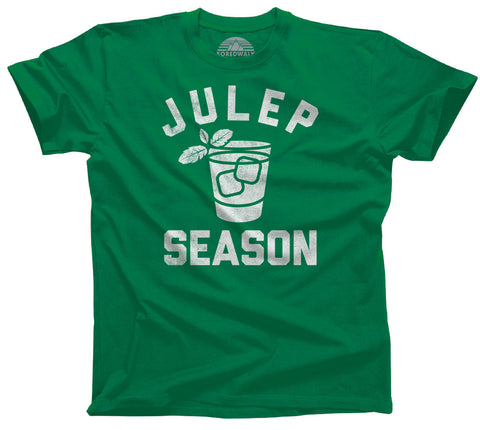 Men's Mint Julep Season T-Shirt